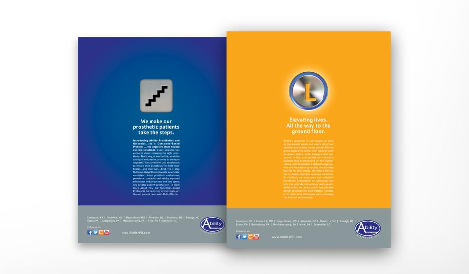 Ability Corporate Ad Campaign