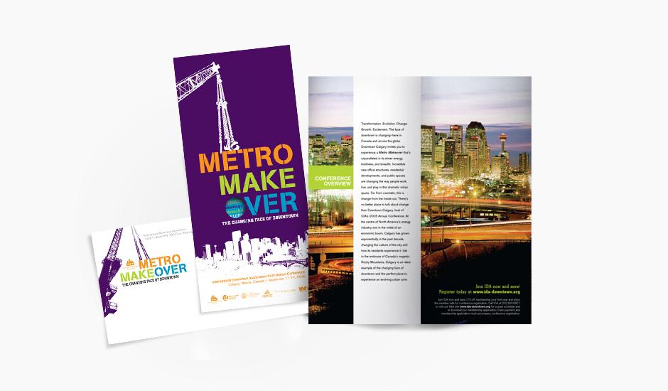 IDA Annual Conference Marketing Registration Brochure
