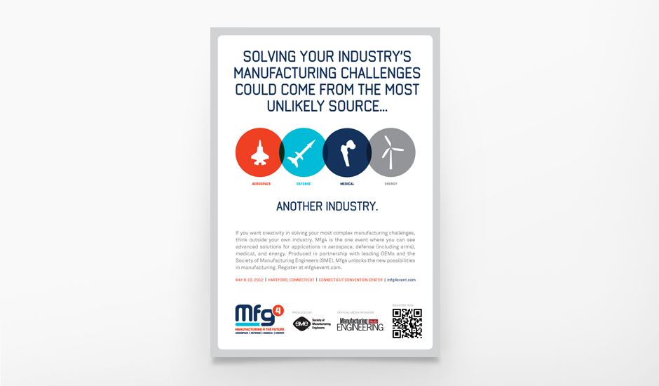 MFG4 Event Marketing Ad