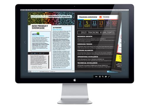 CEDIA Expo 2013 Virtual Registration Brochure
