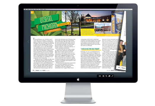 Digital issue of Main Street Now