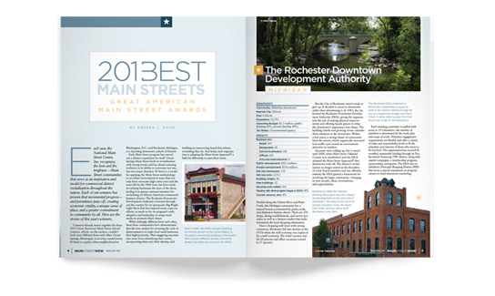 Main Street Now May 2013 June Issue